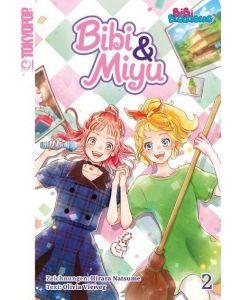 Bibi Blocksberg: Manga Comic Bibi & Miyu (Band 2)