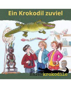 Die Hafenkrokodile: Ein Krokodil zu viel