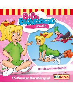 Bibi Blocksberg: erzählt Hexenbesengeschichten (Folge 12.1)