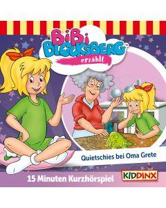 Bibi Blocksberg: erzählt Hexenlaborgeschichten (Folge 9.3)