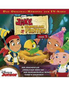Jake und die Nimmerland-Piraten: Der Drachenflug / .. (Folge 3)