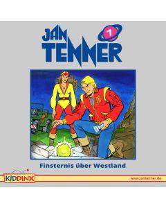 Jan Tenner: Finsternis über Westland (Folge 7)