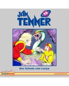 Jan Tenner: Der Schatz von Lurya (Folge 19)