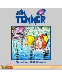 Jan Tenner: Planet der 1000 Wunder (Folge 22)