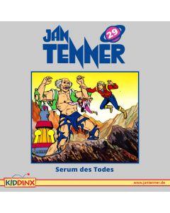 Jan Tenner: Serum des Todes (Folge 29)