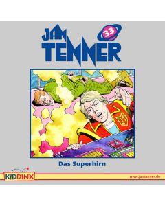 Jan Tenner: Das Superhirn (Folge 33)