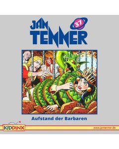 Jan Tenner: Aufstand der Barbaren (Folge 37)