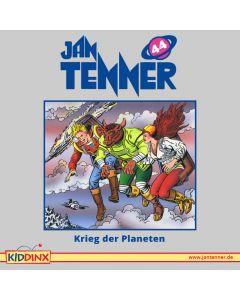 Jan Tenner: Krieg der Planeten (Folge 44)