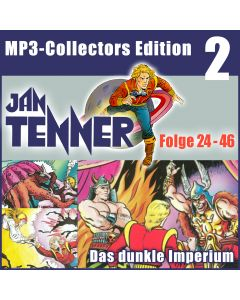 Jan Tenner Collectors Edition 2 (Folgen 24-46) MP3-Download