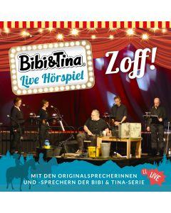 Bibi & Tina: Live Hörspiel - Zoff!