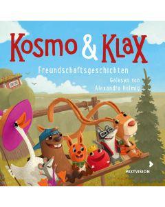 Kosmo & Klax: Freundschaftsgeschichten