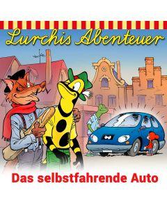 Lurchis Abenteuer: Das selbstfahrende Auto
