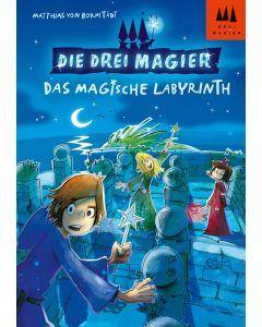 Die Drei Magier: Das magische Labyrinth (eBook)