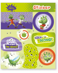 Die Olchis: Sticker