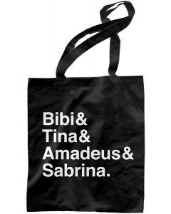 Bibi & Tina: Baumwoll Beutel