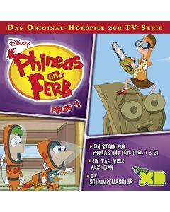 Phineas und Ferb: Ein Stern für Phineas und Ferb – Teil 1 & 2 / .. (Folge 4)