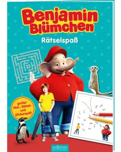 Benjamin Blümchen: Rätselspaß