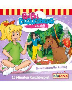 Bibi Blocksberg: erzählt Sensationsgeschichten (Folge 11.1)