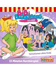 Bibi Blocksberg: erzählt Sensationsgeschichten (Folge 11.2)