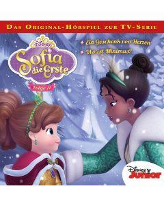 Sofia die Erste: Ein Geschenk von Herzen / .. (Folge 11)