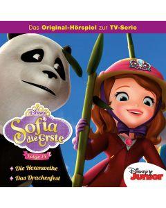 Sofia die Erste: Die Hexenweihe / .. (Folge 14)