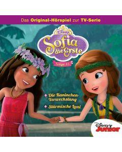 Sofia die Erste: Die Kaninchen-Verwechslung / .. (Folge 15)