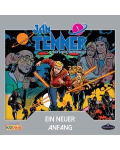 Jan Tenner: Der neue Superheld - Ein neuer Anfang (Folge 1)