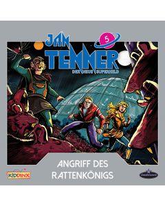 Jan Tenner: Der neue Superheld -  Angriff des Rattenkönigs (Folge 5)