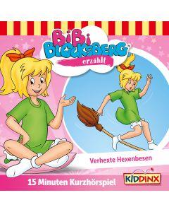 Bibi Blocksberg: erzählt Hexenbesengeschichten (Folge 12.3)