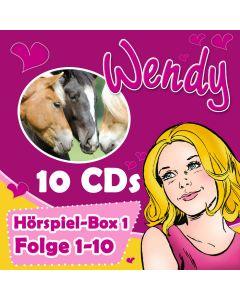 Wendy: 10er CD-Box (Folge 1 – 10)