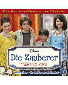 Die Zauberer vom Waverly Place: Monsterjäger / .. (Folge 9)