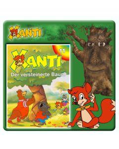 Xanti Der versteinerte Baum Folge 11