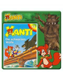 Xanti: Die schwarzen Wölfe (Folge 12)