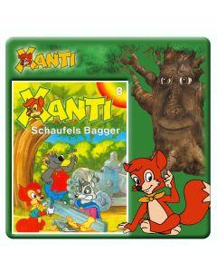 Xanti Schaufels Bagger Folge 8