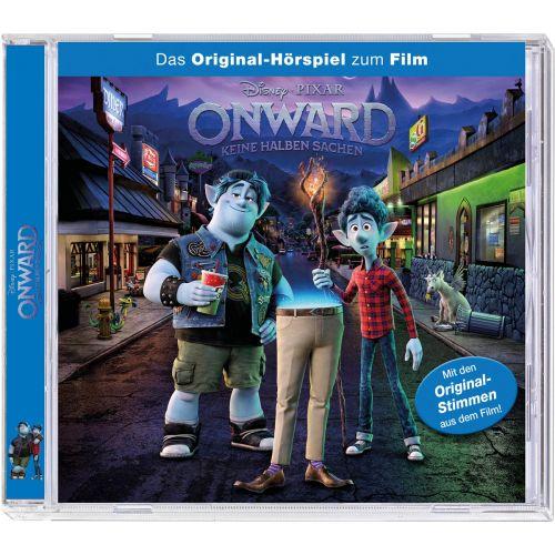 Disney Onward: Keine halben Sachen ...