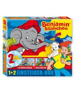 Benjamin Blümchen: 2er Box Einsteiger