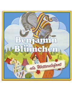 Benjamin Blümchen: als Wetterelefant Limited Vinyl