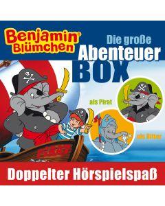 Benjamin Blümchen: 2er MP3-Box Abenteuer