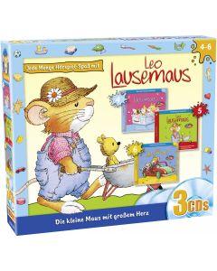 Leo Lausemaus: 3er Box (Folge 4 – 6)