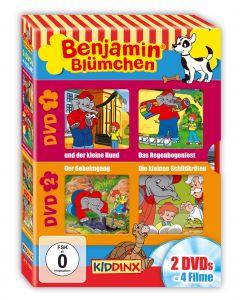 Benjamin Blümchen: 2er DVD-Box III