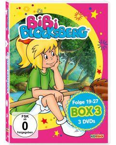 Bibi Blocksberg: 3er DVD-Box 3 (Folge 19-27)