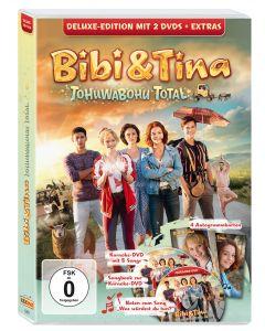 Bibi & Tina: Tohuwabohu total Kinofilm 4 DVD Deluxe
