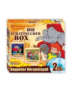 Benjamin Blümchen: 2er Box Schatzsucher