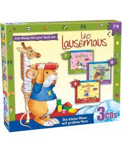 Leo Lausemaus: 3er Box (Folge 7 – 9)
