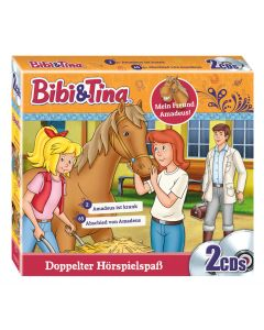 Bibi & Tina: 2er Box Mein Freund Amadeus