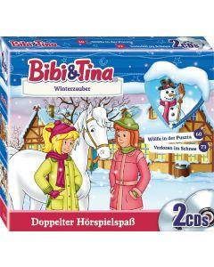 Bibi & Tina: 2er Box - Winterzauber