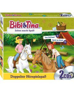 Bibi & Tina: 2er Box Zelten macht Spaß!