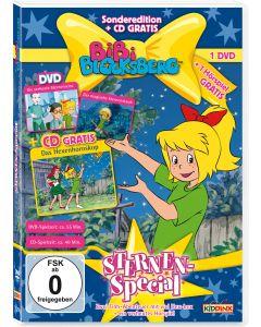 Bibi Blocksberg: 2er Box DVD+CD Sternen-Special