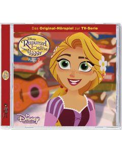 Rapunzel: Ausbilder Fitzherbert /... (Folge 2)