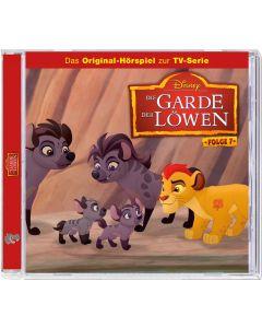 Die Garde der Löwen: Die Löwen des Schattenlandes / .. (Folge 7)